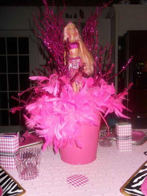 Best 25 Barbie Centerpieces Ideas On Pinterest Barbie