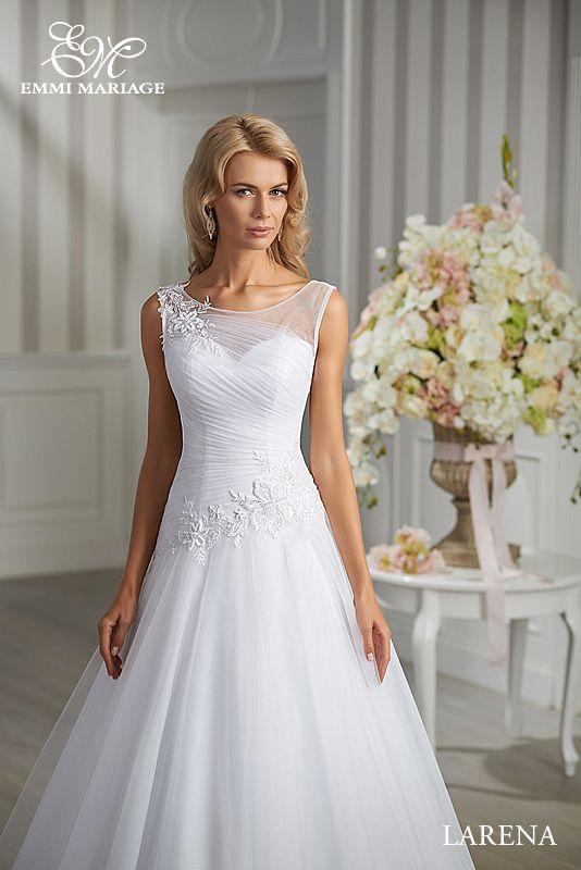 Suknie Ślubne 2015 : Larena