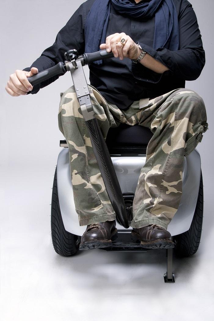 Genny Mobility Nederland Stuur gemakkelijk te
