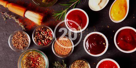 20 соусов к шашлыку