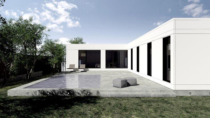 Exceptional Casas Prefabricadas Modernas Unifamiliares