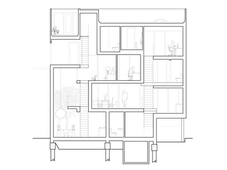 mvrdv - double house, utrecht