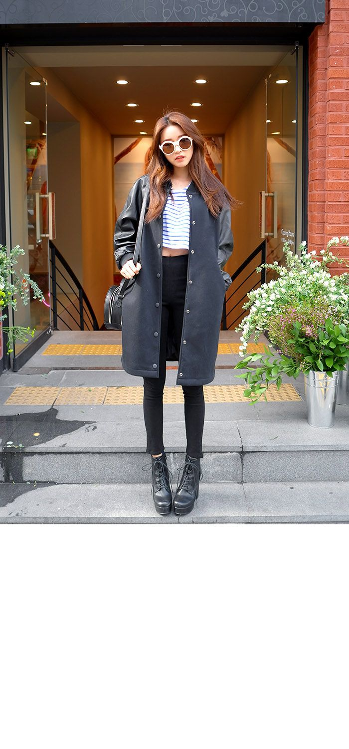 Wholesale cheap uniform white coat online, gender - Find best wholesale-blazer stylenanda plus size loose long dust coat pu patchwork female baseball uniform black outerwear at discount prices from Chinese trench coats supplier - burtom on DHgate.com.