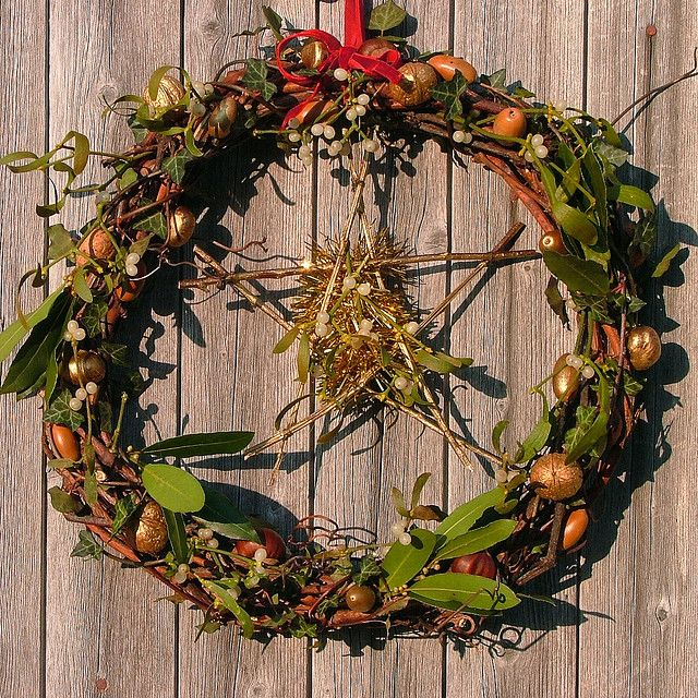 25 best Pentacle Wreath images on Pinterest | Pentacle, Magick and ...