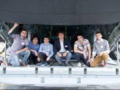 Estudantes da Universidade de São Paulo, no Brasil ganhar Airbus Fly Your Ideas competição global | Nações Unidas para a Educação, a Ciência ea Cultura