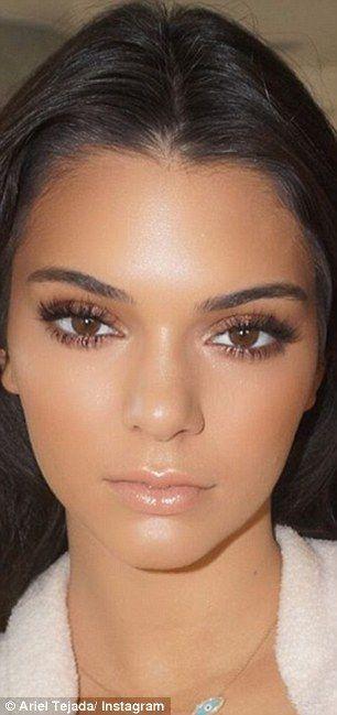 bronze makeup 4