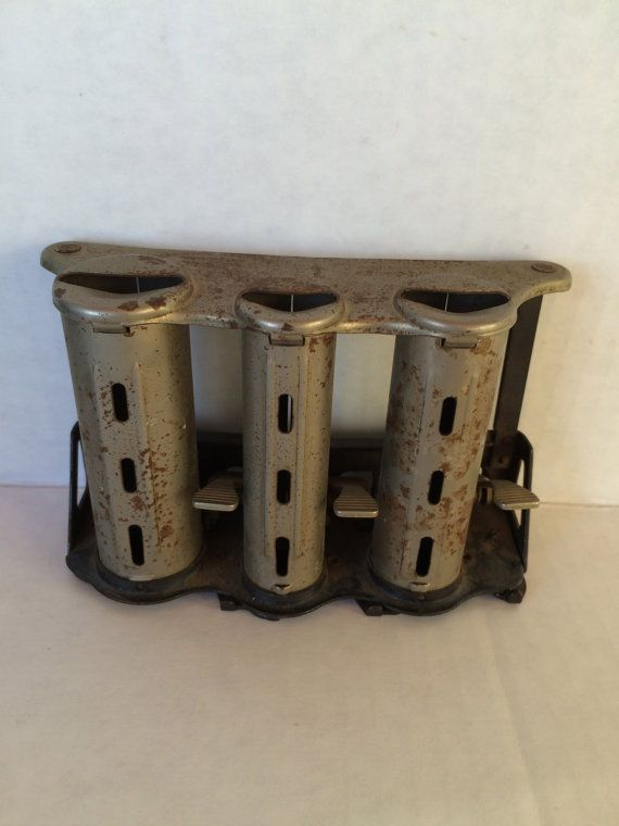 Antique Coin Changer Slot Coin Bank Mechanical by TizaVintage $29.00