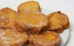 GOLDEN SLICES (FATIAS DOURADAS) French toast Portuguese style