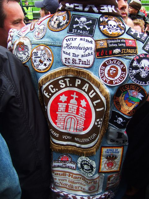 FC St.Pauli....fans are some of the most dedicated out there