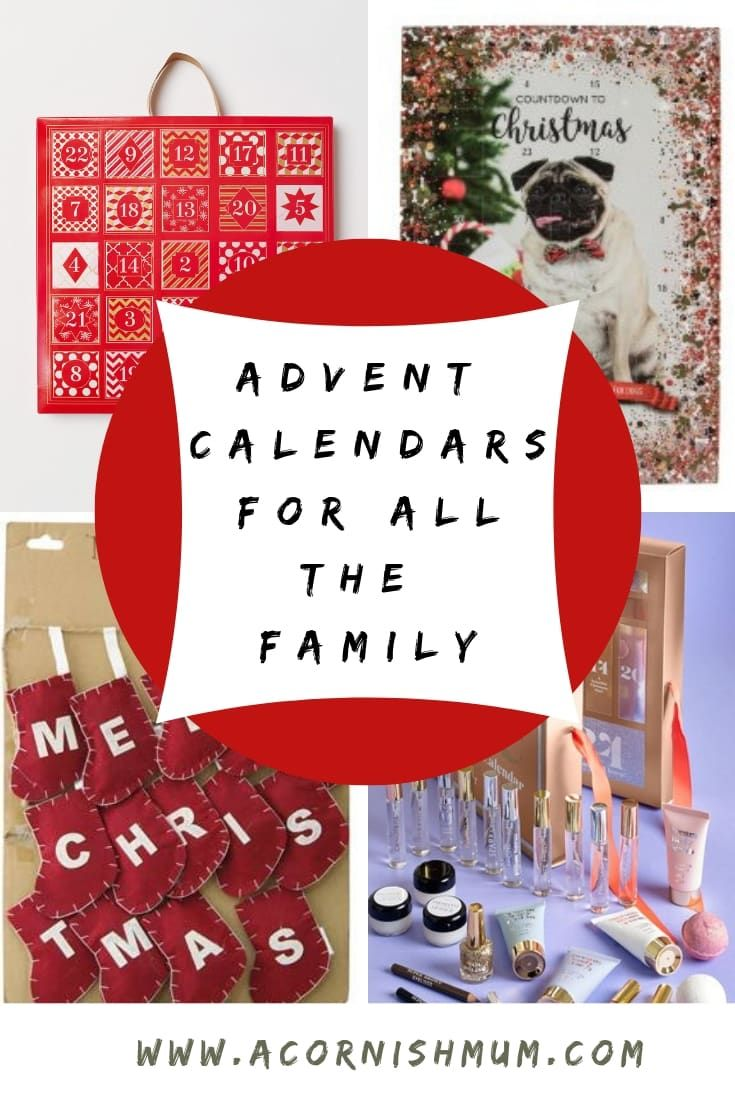 Alternative Advent Calendars For All The Family 2018