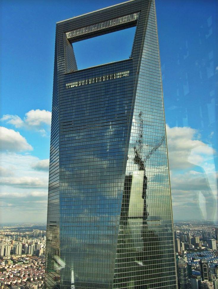 Centre mondial des finances Shanghai.
