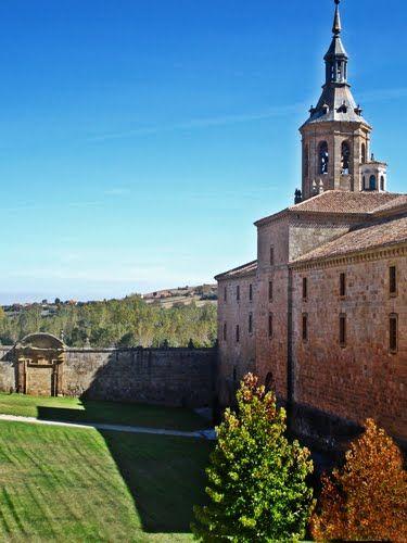 Monasterio de San Millán de la Cogolla  La  Rioja   Spain