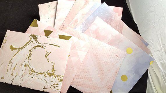 envelopes/ size a7 envelopes/ handmade envelopes/