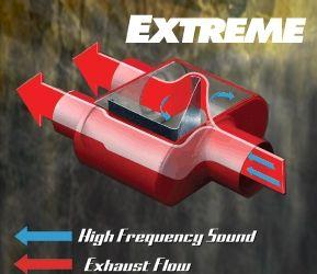 Cherry Bomb Extreme Mufflers