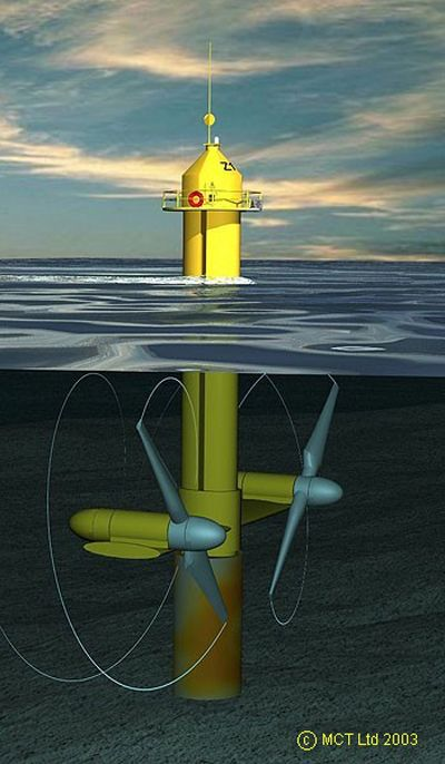 Tidal Power Stations