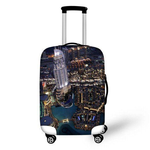 Dream Luggage Cover View - FREE SHIPPING!