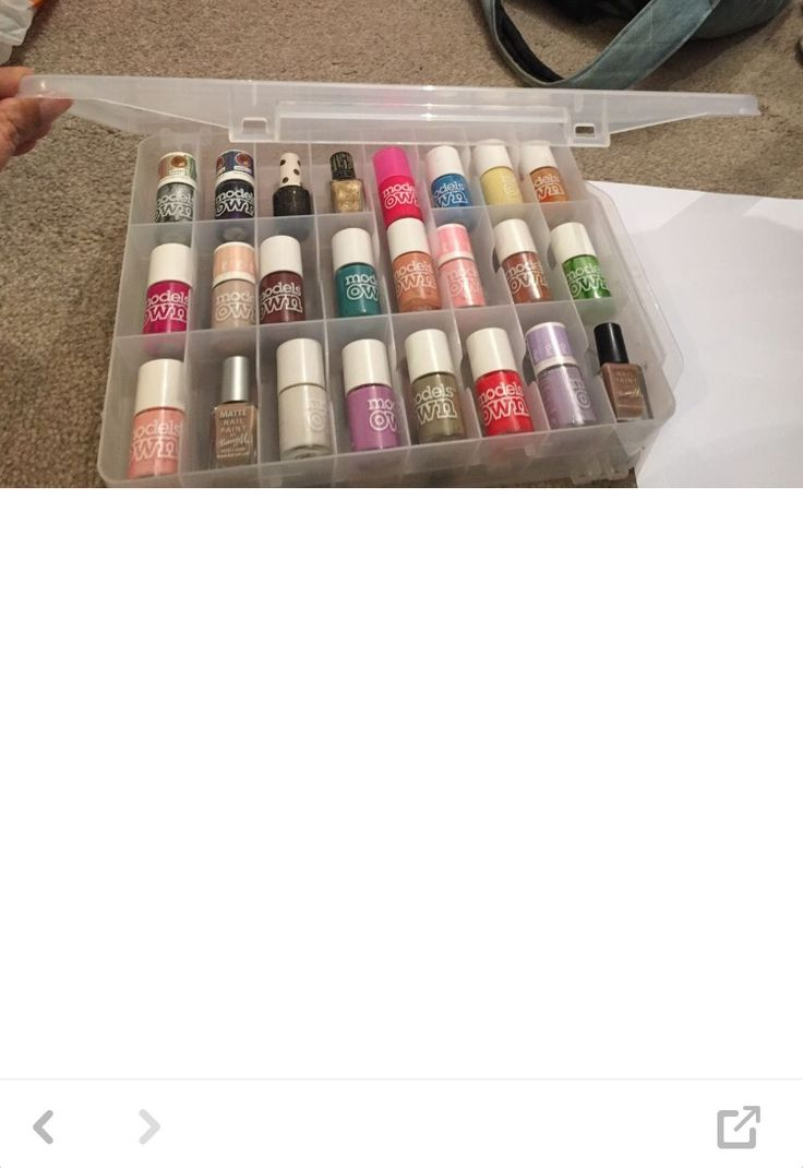Nail polish storage!! These will be available in our online shop at www.nail-buff.com soon! Follow for updates