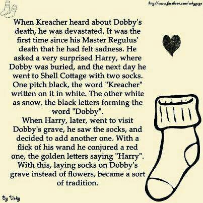 Harry Potter | Kracher....and and and...Dobbyyyyy :'(((
