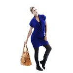 Orient dress - Cobalt dress