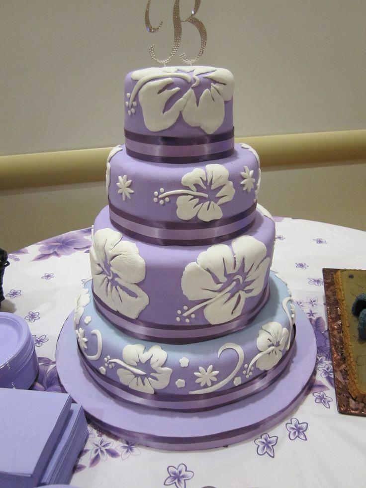 hawaiian wedding cakes 25 best ideas about hibiscus cake on hawaiian 4753
