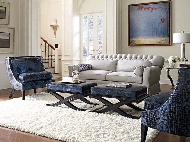 Contemporary Button Back Lounge/Sofa/Settee