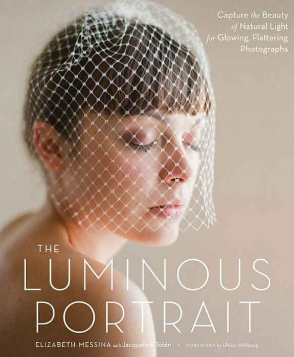 The Luminous Portrait Elizabeth Messina:  thanks to preston bailey for the lovely feature on my book...xoxo