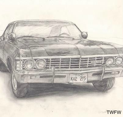SPN ( Deans Baby)  I found this as usaual none of the SPN Pics are mine