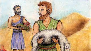 Ιστορίες της Βίβλου: ΟΙ ΑΠΟΓΟΝΟΙ ΤΟΥ ΑΔΑΜ (ΚΑΪΝ, ΑΒΕΛ ΚΑΙ ΣΗΘ)
