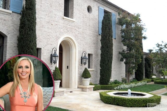 Photos Shannon Beador Selling Orange County Mansion For