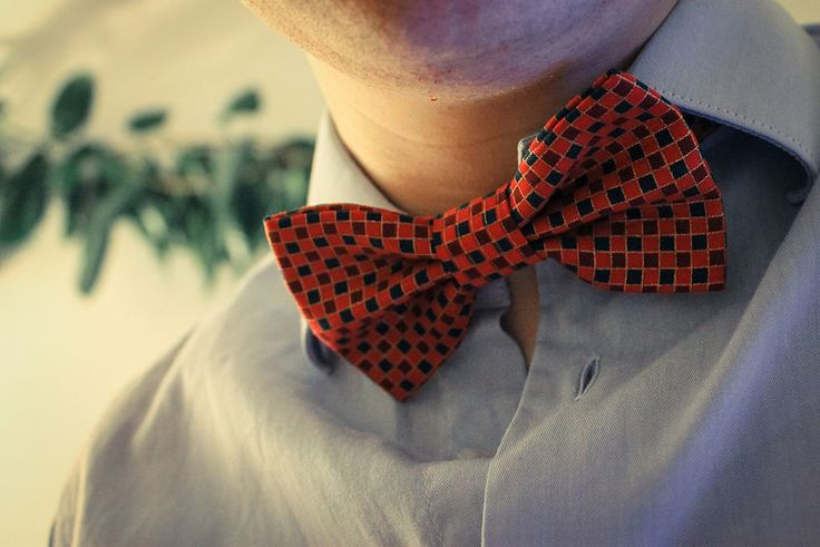 Christmas fashion detail  #man #red #fashion #detail #bowtie #people #canon #photography