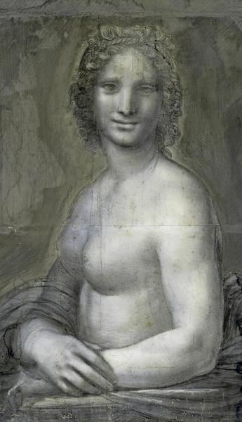 Verbeeldde Leonardo da Vinci de Mona Lisa vaker dan eens? Uit nieuw onderzoek van het Louvre blijkt dat hij mogelijk ook een erotische versie van de vrouw met de mysterieuze glimlach maakte.