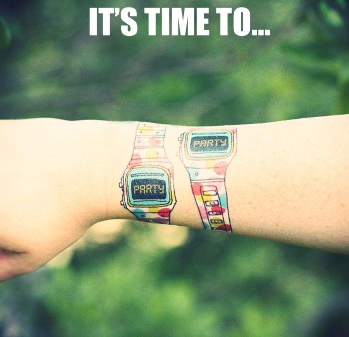 Alternative au bracelet sur Tattly.com (personalisable?)