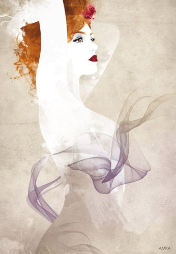 Ginger | ©loulypopart