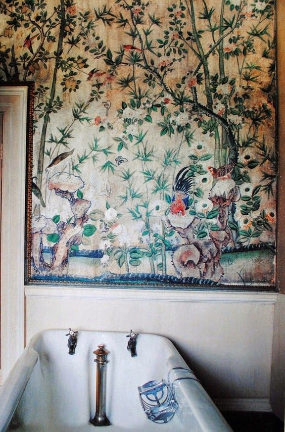 412 Best Bohemian Bathrooms Images On Pinterest