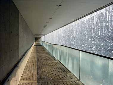 Tadao Ando Architects  Sayamaike Historical Museum, a building should be magical…