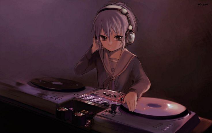 Anime Dj: Dj Anime Girl.jpg (1280×800)