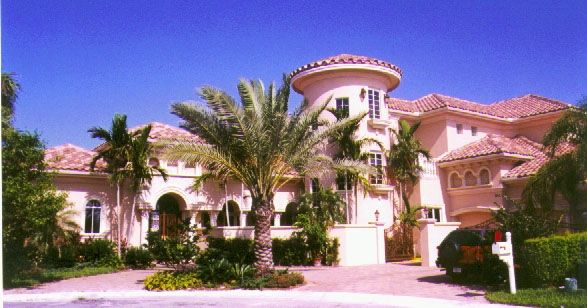 17 best images about florida luxury homes on pinterest for Beautiful homes in florida