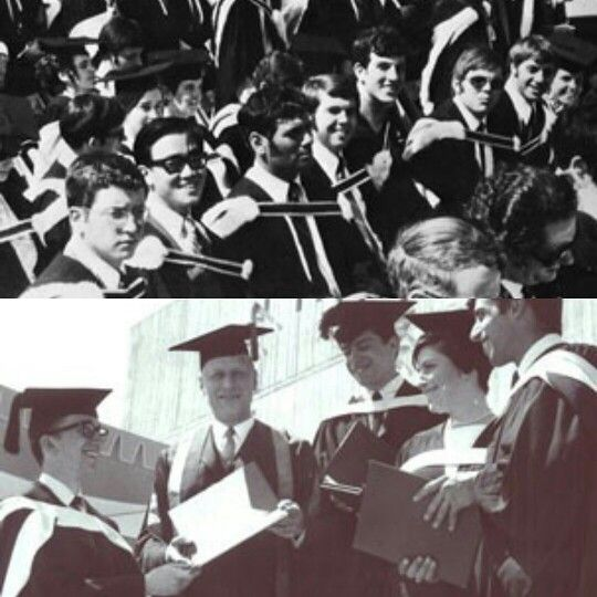 #tbt #CUhomecoming kicks off with a commemorative degree ceremony for our #Loyola and #SGW graduates. #CUalumni #Montreal #Concordia