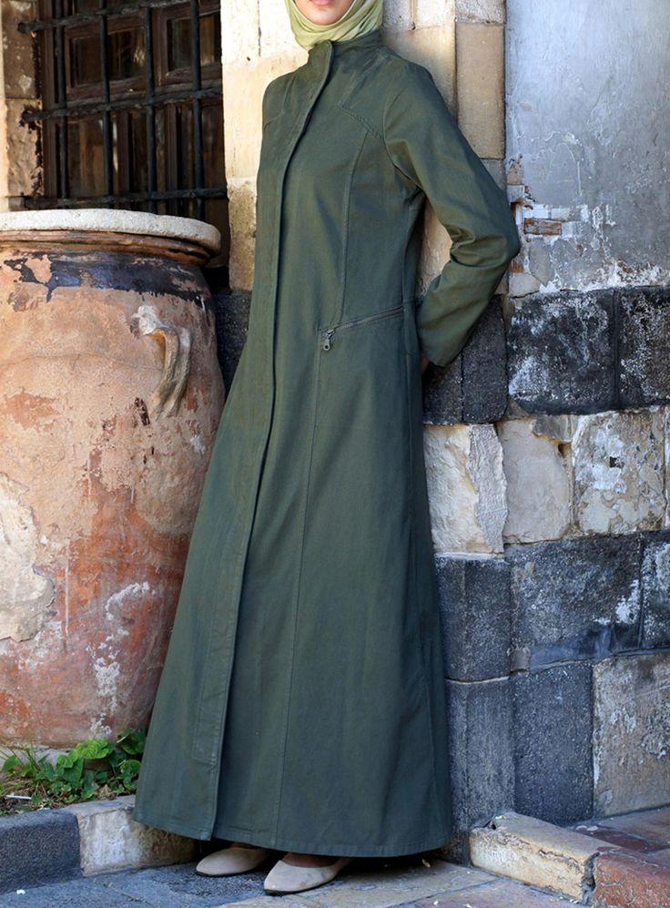 This Sporty #Jilbab is perfect for Summer. Qutayyah Jilbab from SHUKR Islamic Clothing