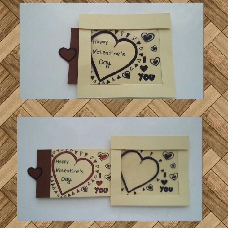 Valentine's Card 💕