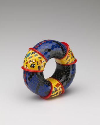 "Peter Chang, ""Untitled (Bracelet),"" 1986; Photo Credit: John Bigelow Taylor, 2008"