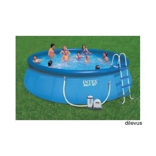 25 best ideas about easy set pools on pinterest outdoor - Swimming pools above ground near me ...
