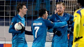 VIDEO Zenit St. Petersburg 2 – 0 Maccabi Tel Aviv: VIDEO Zenit St. Petersburg 2 - 0 Maccabi Tel Aviv izlerken neden… #Spor #Football #goals