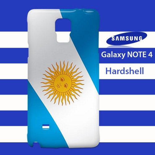 Flag of Argentina Samsung Galaxy Note 4