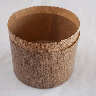 ¿Os gusta hacer Panettones? Molde de papel perfecto para hornear y regalar esta Navidad!!! Lo podéis encontrar en varios tamaños!! :)