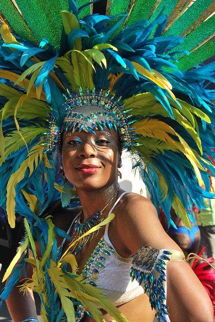 """Headress"" - Ibrahim_D Member since 2008 Taken on August 26, 2013  Notting Hill, London, England, GB - Nikon D60            4     4        Newer Older  Notting Hill Carnival 2013"