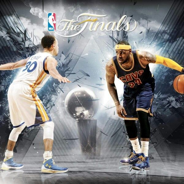 Stephen Curry  (Golden State Warriors) and Lebron James