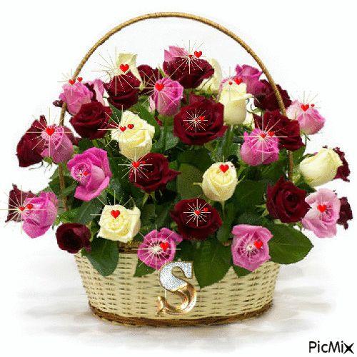 GIFS HERMOSOS: flores y cosas bonitas encontradas en la web