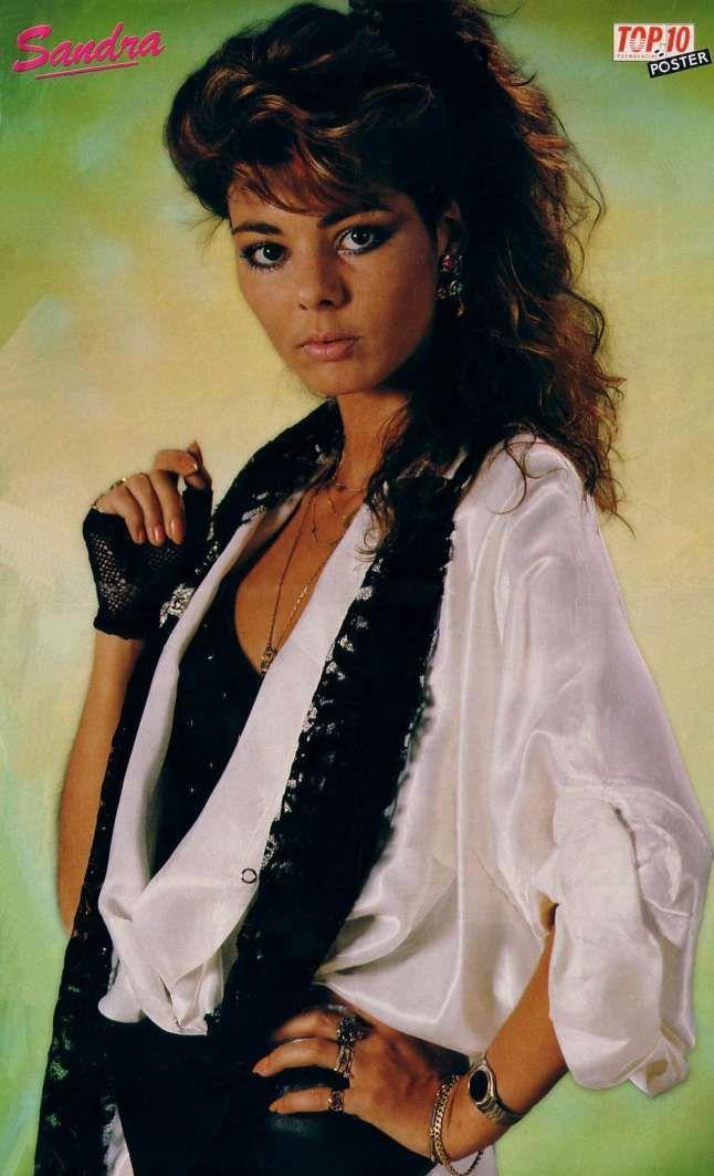 Sandra, 1985   80's Music   Sandra bullock, Music