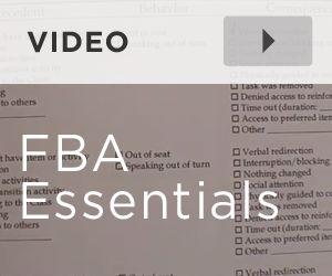 ABC Data Practice - FBA Essentials